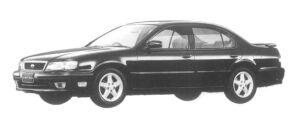 Nissan Cefiro 25S TOURING 1997 г.