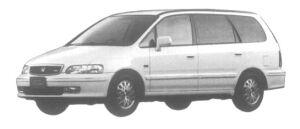 Honda Odyssey PRESTIGE VZ 1997 г.