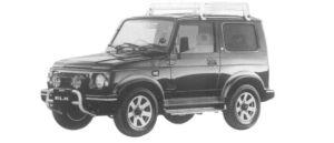 Suzuki Jimny Wide 1300 ELK 1997 г.