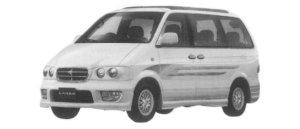 Nissan Largo 2WD HIGHWAY STAR TOURING GASOLINE 2400 1997 г.