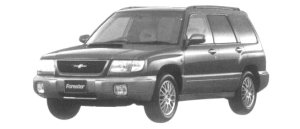 Subaru Forester T/tb 1997 г.