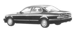 Mazda Sentia LIMITED-G 1997 г.