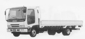 Isuzu Forward V 205PS 4.3T 1999 г.