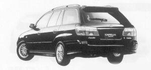 Mazda Capella Wagon S-RX 1999 г.
