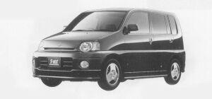 Honda S-MX LOWDOWN 1999 г.