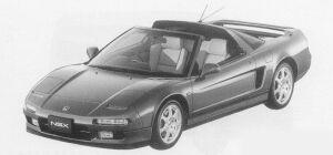 Honda NSX TYPE T 1999 г.
