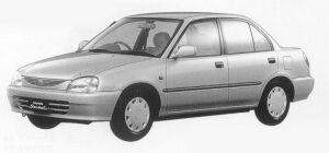 Daihatsu Charade SOCIAL SX 1999 г.