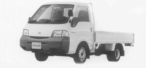 Nissan Vanette Truck 2WD SUPER LOW, DOUBLE TIRE, DX 2200 1999 г.
