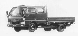 Mazda Titan 2.75T DOUBLE CAB, WIDE&LOW, 4.6L DX 1999 г.