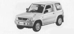 Mitsubishi Pajero Mini S 1999 г.
