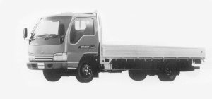 Nissan Diesel Condor 30 WIDE, SUPER LONG, SUPER LOW 1999 г.