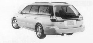 Subaru Legacy TOURING WAGON 250T-V 1999 г.