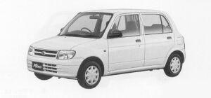 Daihatsu Mira CL 1999 г.