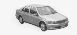 "Toyota Vista N200 ""G SELECTION"" 1999 г."