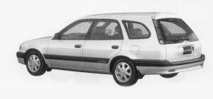 Toyota Sprinter Carib 1.6 2WD S TOURING 1999 г.