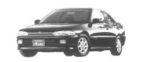 MITSUBISHI MIRAGE 1995 г.
