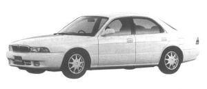 Mazda Capella Zi 1995 г.