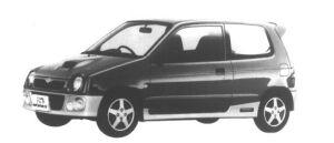 Suzuki Alto Works RS/Z 1995 г.