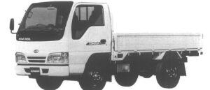 Nissan Diesel Condor 20 STANDARD HIGH FLOOR 1995 г.