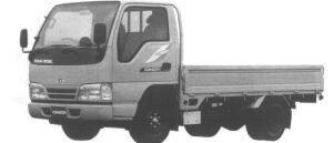 Nissan Diesel Condor 20 STANDARD SUPER LOW 1995 г.