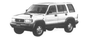 Honda Horizon 3.1L InterCooler Turbo Diesel XS 1995 г.