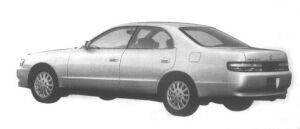 Toyota Chaser 2.5 Avante G Four 1995 г.