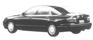 Mazda Eunos 800 25F Special Package 1995 г.