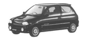 Subaru Vivio M300 1995 г.