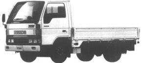 Mazda Titan 1.5T WIDE&LOW, STANDARD CAB&BODY 3.0L 1995 г.