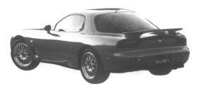 Mazda Efini RX-7 Type R-S 1995 г.