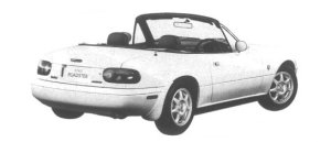 Mazda Eunos Roadster S Special type I 1995 г.