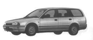 Nissan Avenir CARGO VX 1995 г.