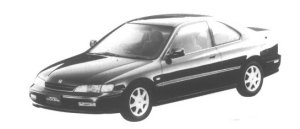 Honda Accord Coupe SiR 1995 г.