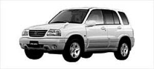 Suzuki Escudo 5 Doors V6-2.5 2002 г.