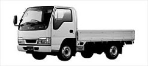 Isuzu Elf 4WD 1.5t FLAT LOW, STANDARD BODY 2002 г.