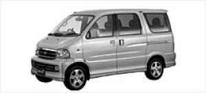 Daihatsu Atrai 7  X Sporty  2WD 2002 г.