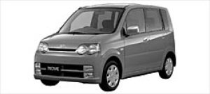 Daihatsu Move CUSTOM L 2WD 2002 г.