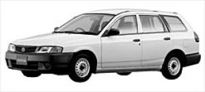 Mazda Familia VAN 1300DOHC DX 2002 г.