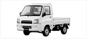 Subaru Sambar Truck TC 2002 г.
