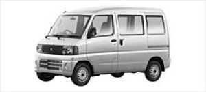 Mitsubishi Minicab VAN CL 2WD HIGH ROOF 2002 г.