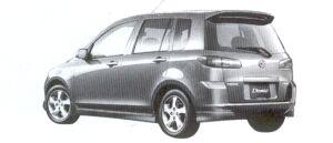 Mazda Demio 1500 SPORT 2002 г.