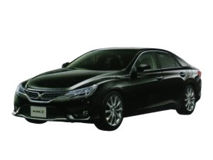 Toyota Mark X 350S 2017 г.