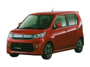 Suzuki Wagon R Stingray T 2017 г.