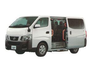 Nissan NV350 Caravan Enchante Pick-up Vehicle (Wagon) DX 2017 г.