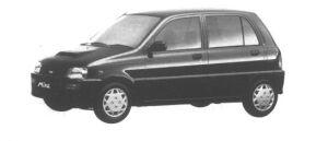 Daihatsu Mira CL TURBO 1994 г.