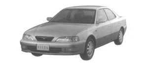 Toyota Vista HARD TOP 2000VX 1994 г.