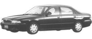 Mazda Capella Li 1994 г.