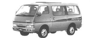 Isuzu Fargo 4WD LS 1994 г.