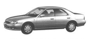 Nissan Bluebird 1800ARX-L 1994 г.