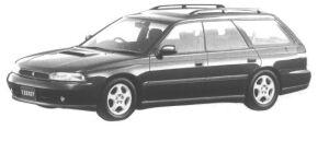 Subaru Legacy 4WD TOURING WAGON GT 1994 г.